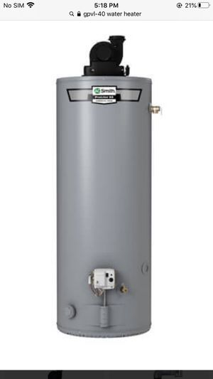 A-O Smith 40Gallon gas water heater for Sale in Groveport, OH