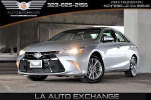 2015 Toyota Camry for Sale in Montebello, CA