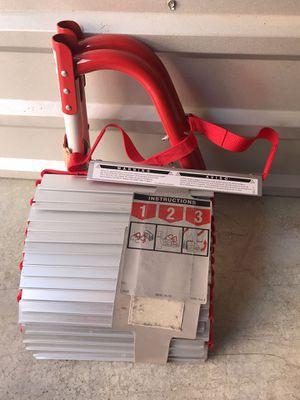 Emergency Fire Ladder. for Sale in Lynnfield, MA