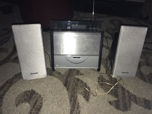 Panasonic Stereo system for Sale in Fresno, CA