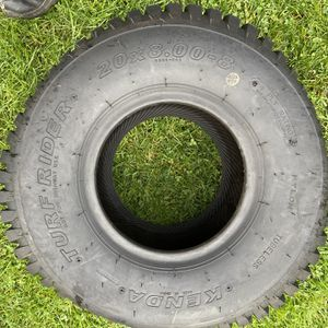 KENDA TURF-RIDER 20X8.00X8 TIRE for Sale in PA, US