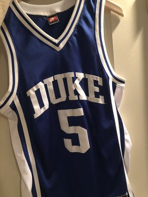 DUKE Vintage Nike NCAA Jeff Capel 2 Pac RARE JERSEY for Sale in Washington, DC