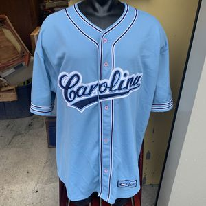Carolina Stitched XXL Baseball Jersey for Sale in Washougal, WA
