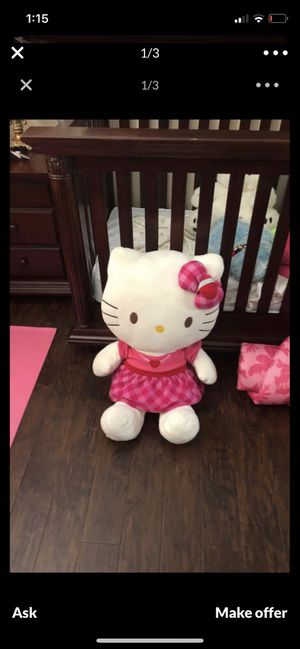 Kids large hello kitty for Sale in Poway, CA