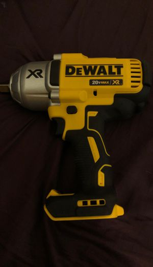 DeWalt Drill High Torque Impact Wrench for Sale in Riverside, CA