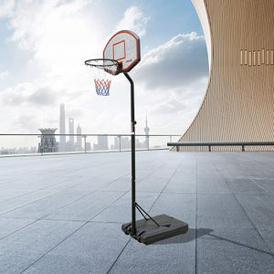 Portable Basketball Stand with Height Adjustable from 6.2ft to 8.5ft for Sale in Los Angeles, CA