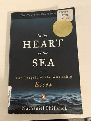 Book: in the heart of the sea for Sale in Santa Clarita, CA
