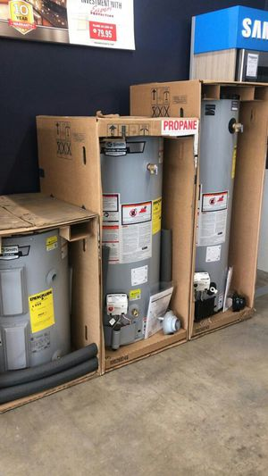 Water Heaters (Gas, Electric, Propane) for Sale in St. Louis, MO