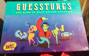 Guesstures Game for Sale in York, ME