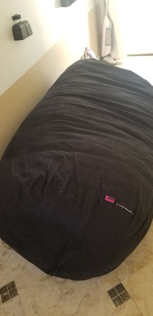 Extra large memory foam bean bag chair for Sale in Las Vegas, NV