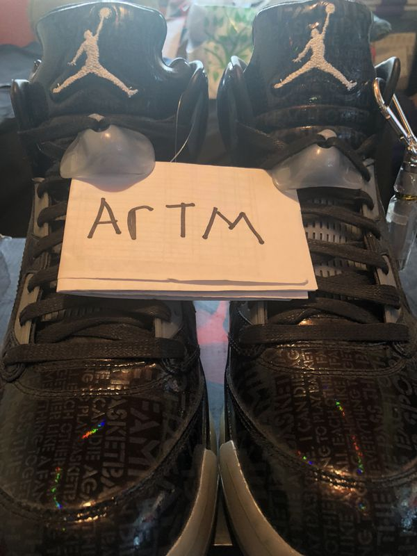 air jordan doernbecher 5