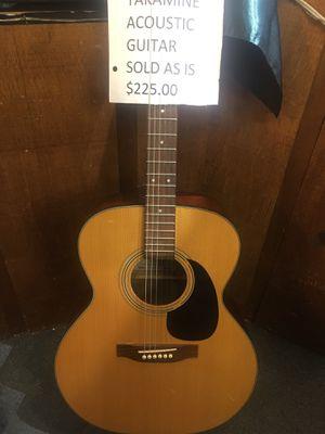 Guitar Takamine for Sale in Newark, NJ