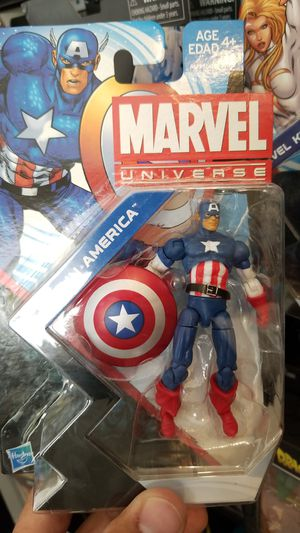Marvel Universal Captain America for Sale in Winter Garden, FL