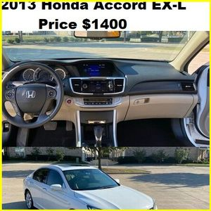 ֆ14OO_2013 Honda Accoard for Sale in West Covina, CA