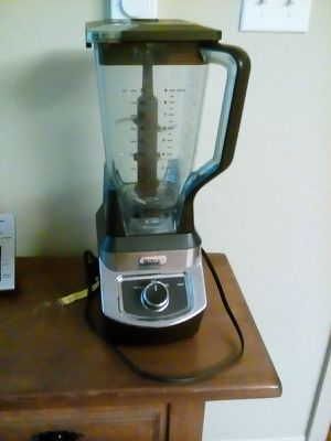 Ninja blender work's well, price is firm for Sale in San Diego, CA