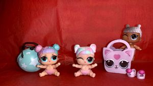 LOL Surprise Dolls LILs Set Unicorn 2 LILs for Sale in Miami, FL
