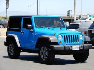 2011 Jeep Wrangler for Sale in Orange, CA