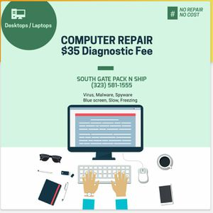 Computer Repair service for Sale in South Gate, CA