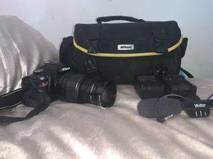 Nikon D3200 Digital Camera for Sale in Tucson, AZ