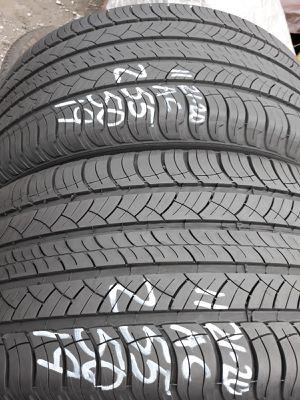 255/50-19 #2 tires 95% tread life for Sale in Alexandria, VA
