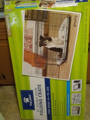 Dog Training Crate & Cart for Sale in Nashville, TN