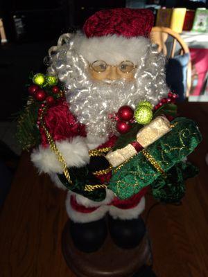 Animated Santa for Sale in Jackson, NJ
