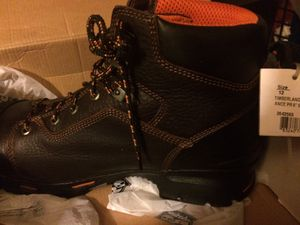 Brand new Timberland Pro size 12 for Sale in Benzonia, MI