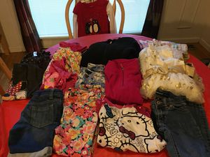Back2School Clothes Bundle for Little Girls (sizes 4-5) for Sale in Decatur, GA