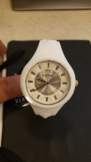 Brand new Versace (genuine) female watch for sale for Sale in Alexandria, VA
