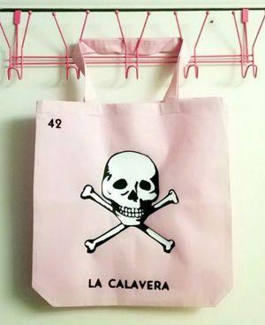 La Calavera Loteria tote bag for Sale in Lakewood, CA