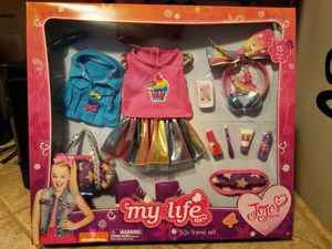 JoJo Siwa Travel Set for 18 inch Dolls for Sale in Lancaster, OH