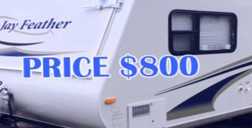 Good Body & Hot Looking! 2010 jayco camper.$800 for Sale in Nashville,  TN