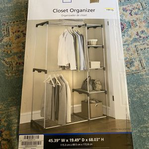Mainstay Closet Organizer for Sale in Niceville, FL