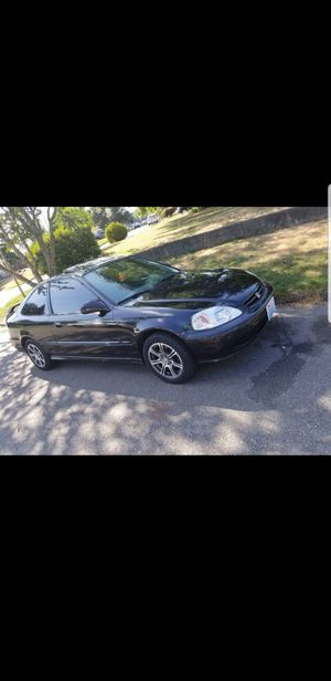 1999 honda civic ex auto transmission for Sale in Winton, CA