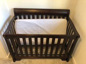BABY CRIB + MATTRESS for Sale in Snohomish, WA
