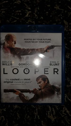 Looper Bluray for Sale in Eau Claire, WI