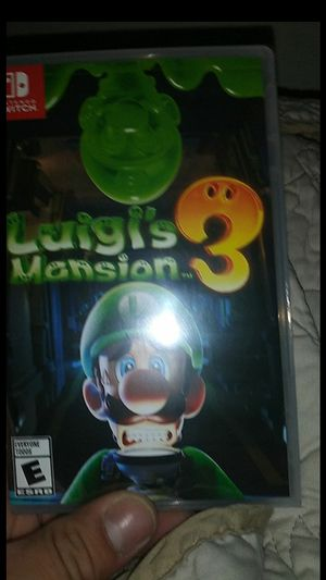 Luigi's mansion 3! for Sale in Cathedral City, CA