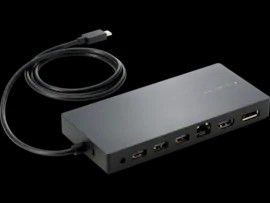 HP Y0K80AA#ABA Dock for USB-A/C Laptops (USB-A/C to HDMI, DisplayPort, USB-C, USB-A and Ethernet) for Sale in Los Angeles, CA