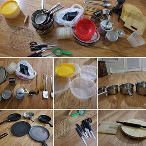 Kitchen set/ basic kitchen essentials for Sale in Atlanta, GA