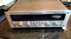 Marantz Model 2015 Stereo Receiver for Sale in Marysville, WA