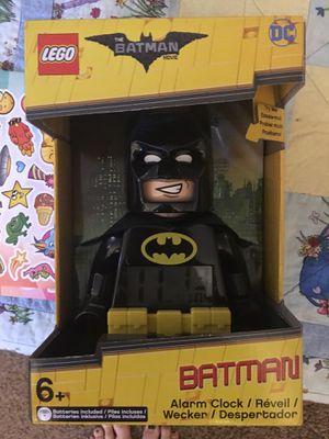LEGO Batman digital clock for Sale in Oregon City, OR