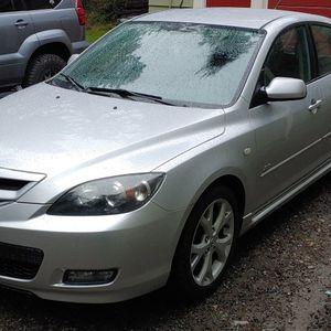 2008 Mazda3 Hatchback for Sale in Graham, WA