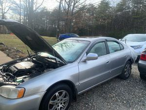 Acura TL 2000 engine and trans..part as well for Sale in Sudley Springs, VA