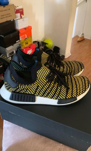 Adidas Nmd size 11.5 for Sale in San Diego, CA