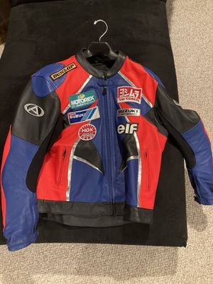 AGX Sport Race motorcycle jacket for Sale in Whitehall, OH