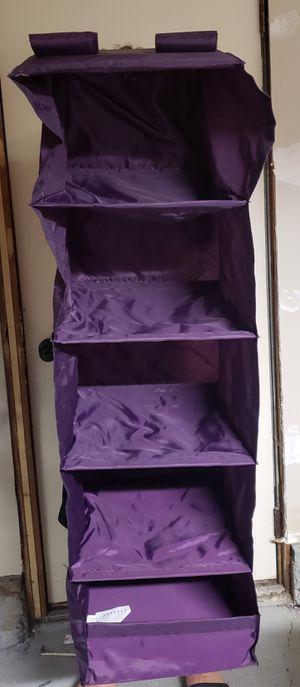 5 slot closet organizer for Sale in Hillsboro, OR