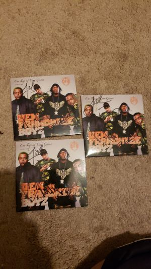 Dem Franchise Boyz Autographed CDs for Sale in Fort Carson, CO