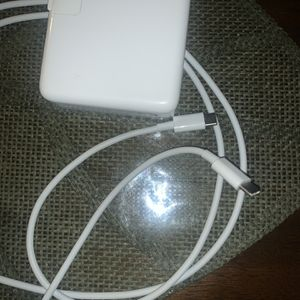 Mac Book Pro Charger, 61W USB C Charger Power Adapter Compatible with Mac Book Pro for Sale in Artesia, CA