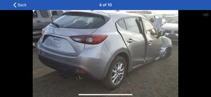2016 Mazda 3 for parts call Turbo team Auto Wrecking for your parts more than 700 cars for parts for Sale in Chula Vista, CA