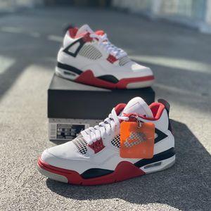 "Jordan Retro 4 ""Fire Red OG"" for Sale in Hollywood, FL"